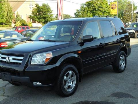 2007 Honda Pilot for sale in Ware, RI