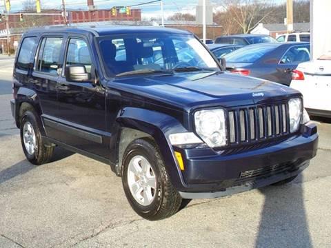 2011 Jeep Liberty for sale in Ware, RI