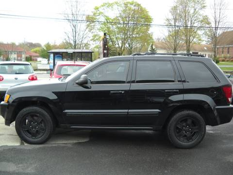 2007 Jeep Grand Cherokee for sale in Warren, RI