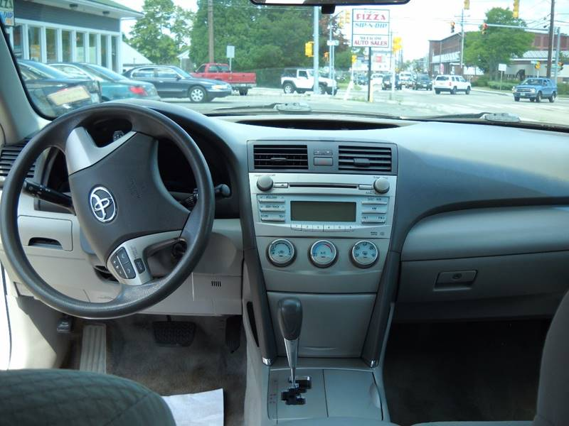 2008 Toyota Camry LE 4dr Sedan 5A - Warren RI