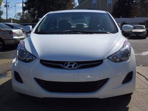 2013 Hyundai Elantra for sale in Warren, RI