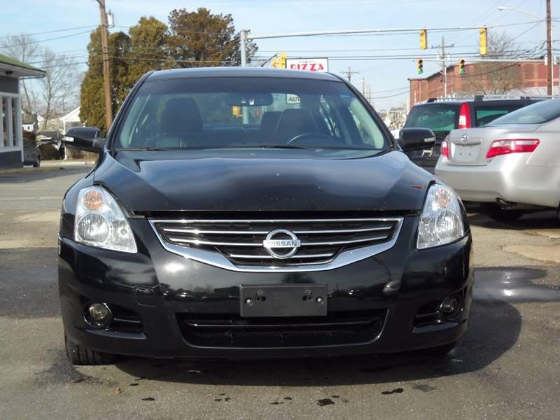 2012 Nissan Altima 3.5 SR 4dr Sedan - Warren RI