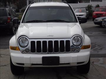 2006 Jeep Liberty for sale in Warren, RI