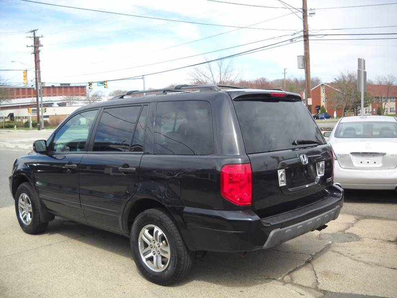 2004 Honda Pilot 4dr EX-L 4WD SUV w/Leather - Warren RI