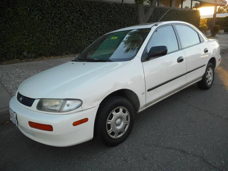 1995 Mazda Protege LX 4dr Sedan - Modesto CA