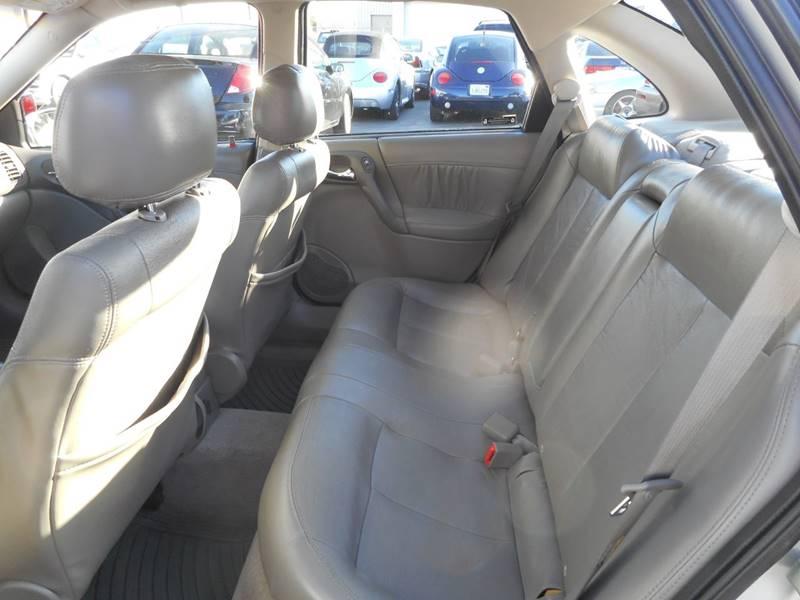 2002 Saturn L-Series L300 4dr Sedan - Modesto CA
