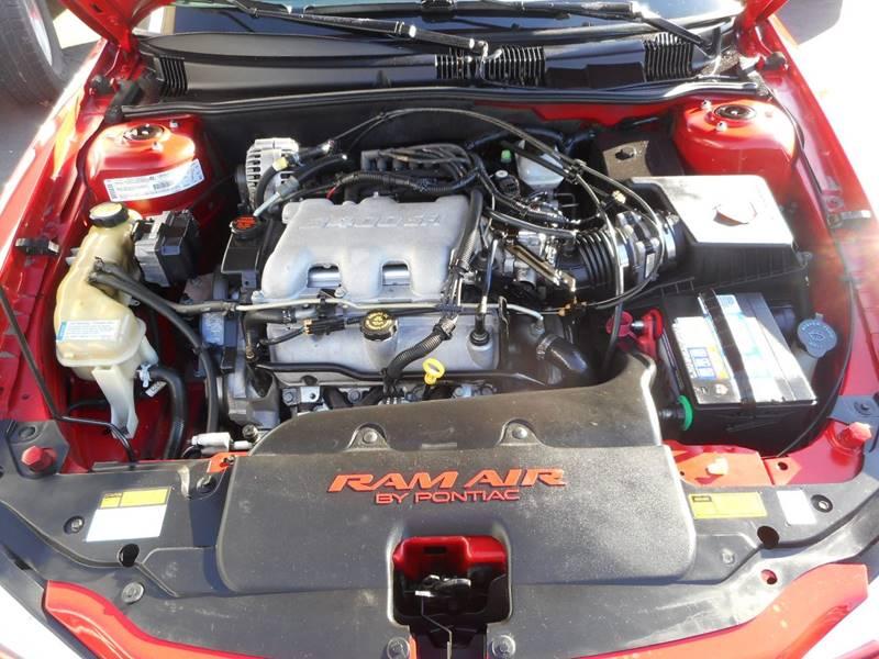 2001 Pontiac Grand Am GT 2dr Coupe - Modesto CA
