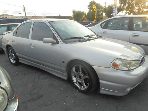 2000 Ford Contour SVT For Sale In Modesto CA