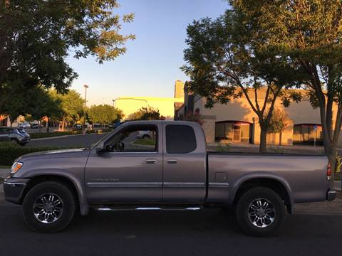 2000 Toyota Tundra for sale in Modesto, CA