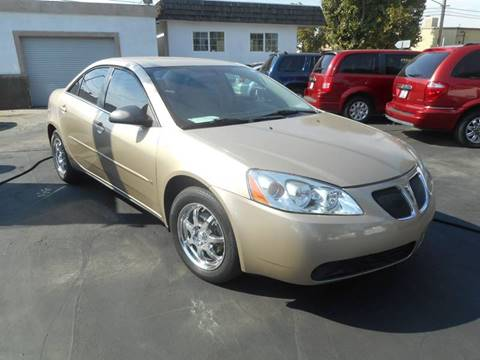 2007 Pontiac G6 for sale in Modesto, CA