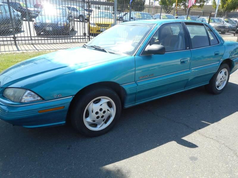 1995 Pontiac Grand Am SE 4dr Sedan - Modesto CA