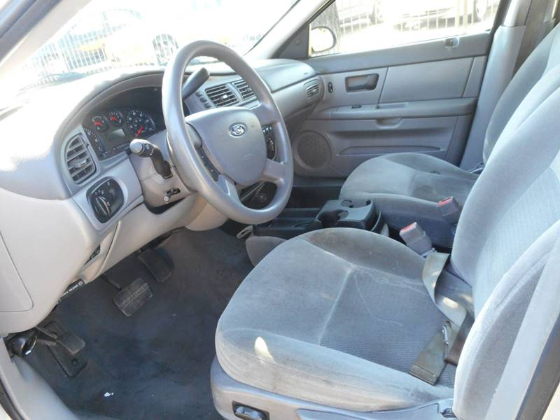 2004 Ford Taurus SE 4dr Wagon w/Duratec - Modesto CA
