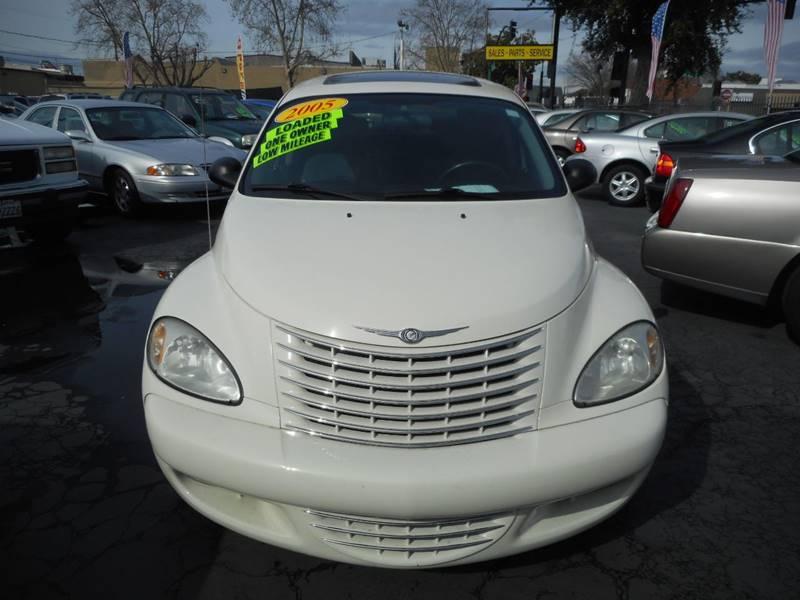 2005 Chrysler PT Cruiser 4dr Limited Turbo Wagon - Modesto CA