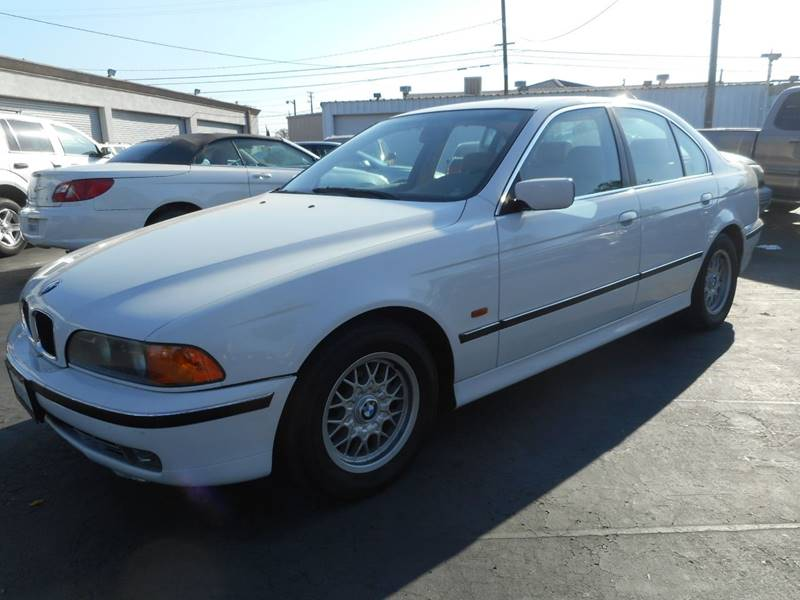 1997 BMW 5 Series 528i 4dr Sedan - Modesto CA