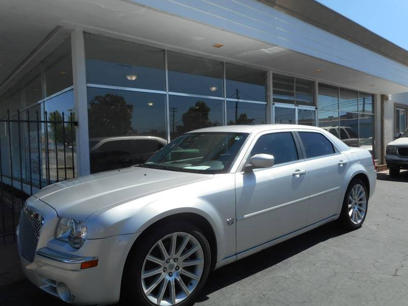 2007 Chrysler 300 C 4dr Sedan - Modesto CA