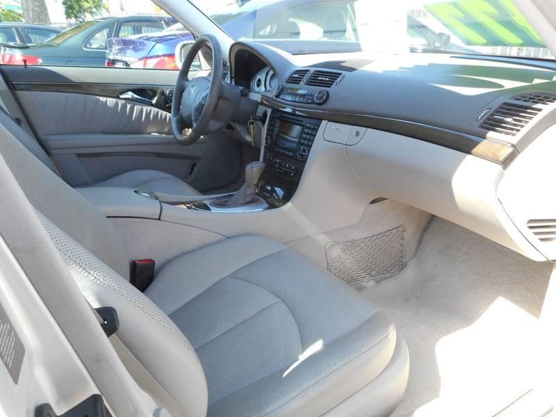 2003 Mercedes-Benz E-Class E 500 4dr Sedan - Modesto CA