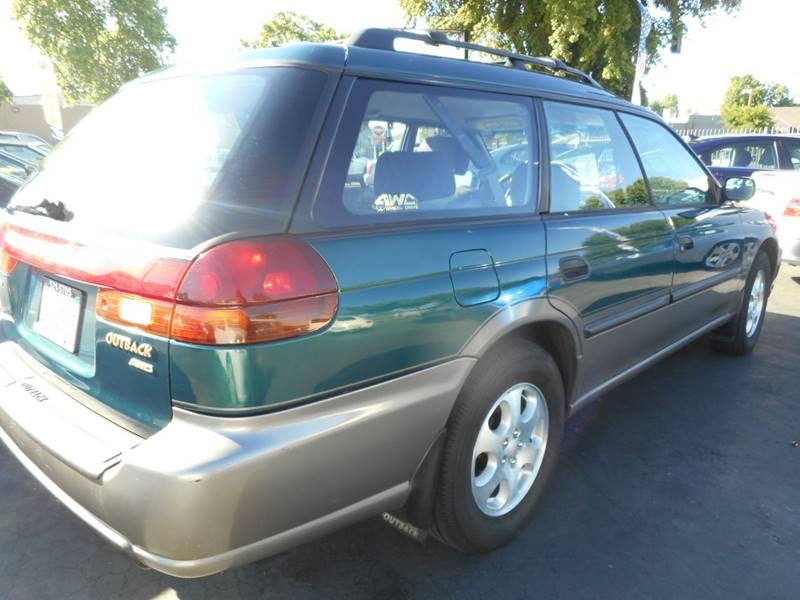 1999 Subaru Legacy AWD Outback 4dr Wagon - Modesto CA