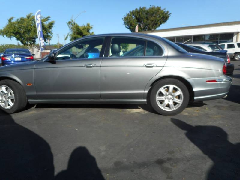 2003 Jaguar S-Type 3.0 4dr Sedan - Modesto CA