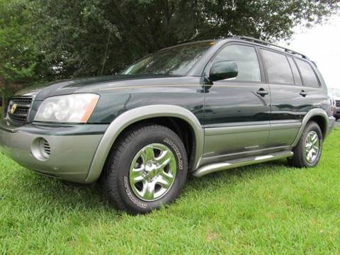 2001 Toyota Highlander for sale in Sanford, FL