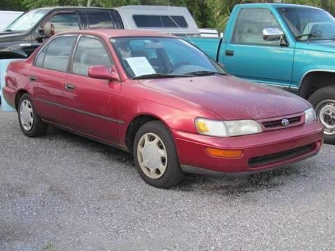1996 Toyota Corolla for sale in Sanford, FL