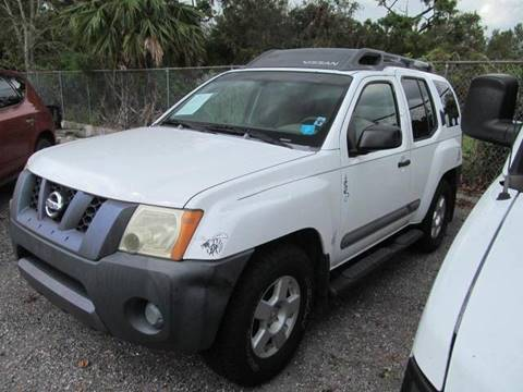2006 Nissan Xterra for sale in Sanford, FL