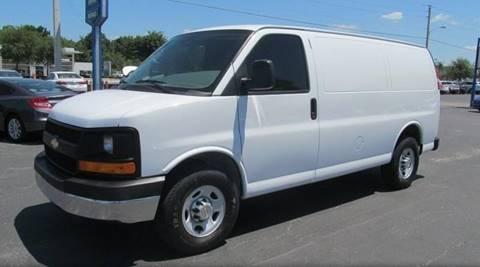 2014 Chevrolet Express Cargo for sale in Sanford, FL