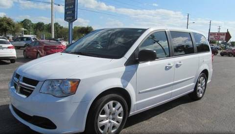 2016 Dodge Grand Caravan for sale in Sanford, FL