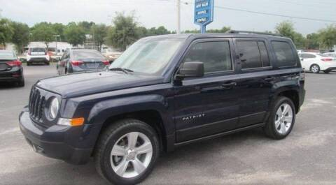 2016 Jeep Patriot for sale at Blue Book Cars in Sanford FL