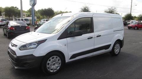 2016 Ford Transit Connect Cargo for sale in Sanford, FL