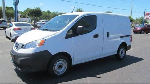 2017 Nissan NV200 for sale in Sanford, FL