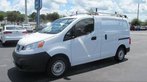 2016 Nissan NV200 for sale in Sanford, FL