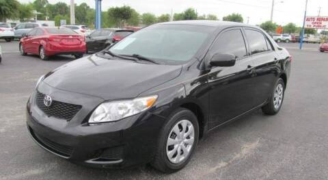 2010 Toyota Corolla for sale at Blue Book Cars in Sanford FL