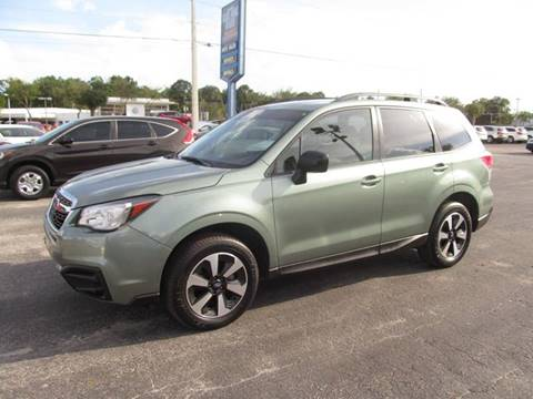 2017 Subaru Forester for sale at Blue Book Cars in Sanford FL