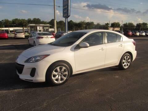 2013 Mazda MAZDA3 for sale at Blue Book Cars in Sanford FL