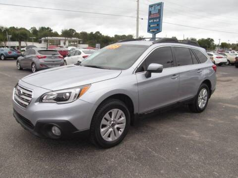 2017 Subaru Outback for sale at Blue Book Cars in Sanford FL