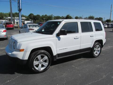 2015 Jeep Patriot for sale at Blue Book Cars in Sanford FL