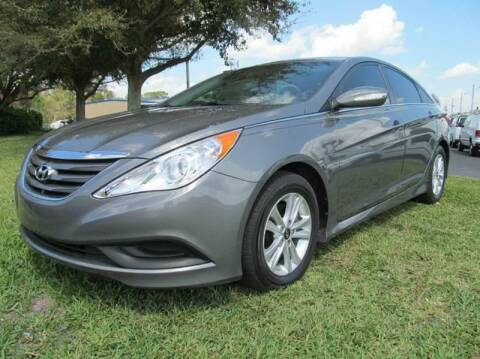 2014 Hyundai Sonata for sale at Blue Book Cars in Sanford FL