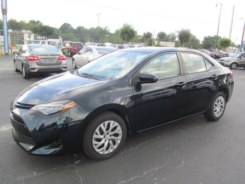 2017 Toyota Corolla for sale at Blue Book Cars in Sanford FL