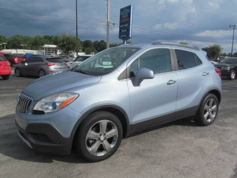 2013 Buick Encore for sale at Blue Book Cars in Sanford FL
