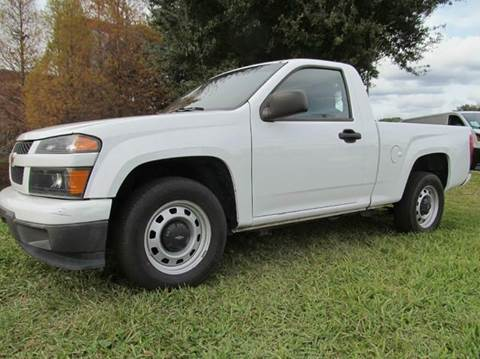 2011 Chevrolet Colorado for sale in Sanford, FL