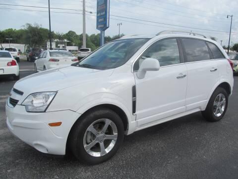 2014 Chevrolet Captiva Sport for sale at Blue Book Cars in Sanford FL