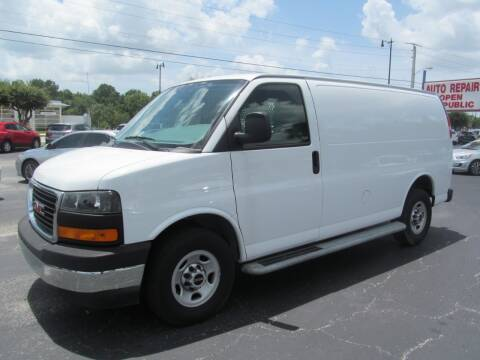2017 GMC Savana Cargo for sale at Blue Book Cars in Sanford FL