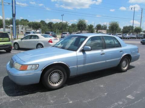 2001 Mercury Grand Marquis for sale at Blue Book Cars in Sanford FL