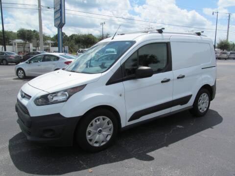 2017 Ford Transit Connect Cargo for sale at Blue Book Cars in Sanford FL