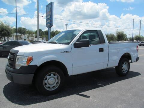 2014 Ford F-150 for sale at Blue Book Cars in Sanford FL