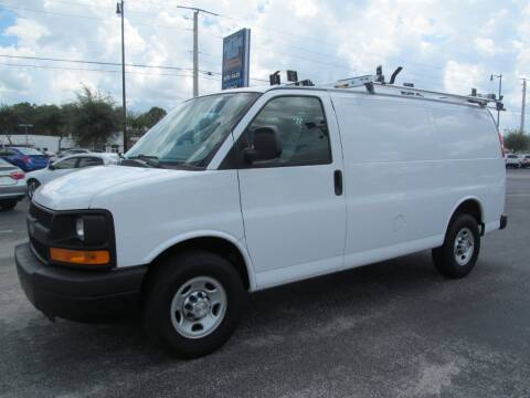 2016 Chevrolet Express Cargo for sale at Blue Book Cars in Sanford FL