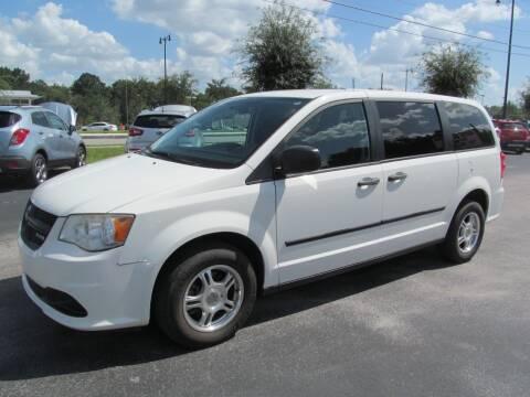 2013 RAM C/V for sale at Blue Book Cars in Sanford FL