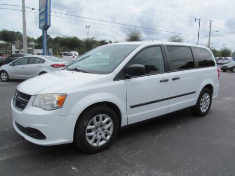 2014 RAM C/V for sale at Blue Book Cars in Sanford FL