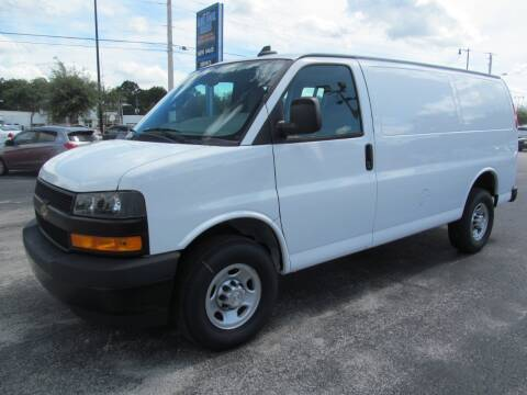 2019 Chevrolet Express Cargo for sale at Blue Book Cars in Sanford FL