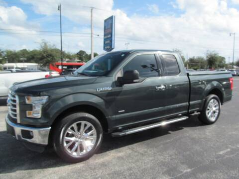 2015 Ford F-150 for sale at Blue Book Cars in Sanford FL